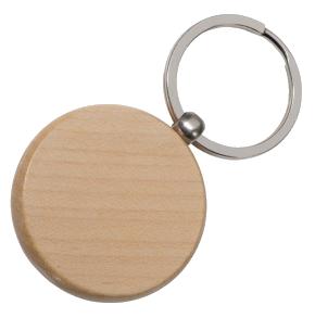Kľúčenky z dreva