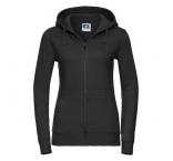 JZ266F.03.0 - 266F•Ladies` Authentic Zipped Hood Jacket