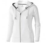 38212011 - Elevate•Arora hooded full zip ladies sweater