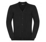JZ715M.03.0 - 715M•Men`s V-Neck Knitted Cardigan