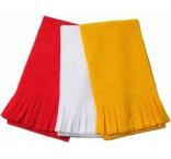 KL15.01 - Fleecový šál so strapcami