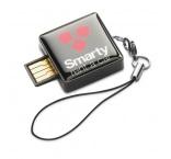 MO1067-03i - Štvorcový USB Flash disk