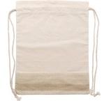 P110.854 - Bavlnený sťahovací batoh