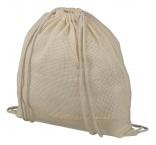 P110.977 - Bavlnený sieťovaný batoh so šnúrkami