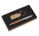 P1143701 - Guľočkové pero a kľúčenka