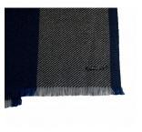 P200.566 - Elegantný pánsky vlnený šál, darčekové balenie