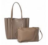P200.593 - Luxusná dámska kabelka s vyberateľným vnútrom na zips