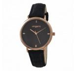 P200.612 - Dámske kožené hodinky, 3ATM, darčekové balenie