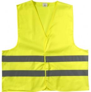 Reflexná vesta  (EN471), Yellow M