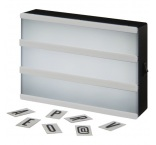 P330.550 - Dekoratívny svetelný box A5