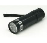 P334.102 - Baterka s 9 LED svetlami