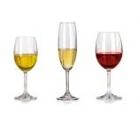 P366.135 - LEONA 18-dielna sada pohárov na víno