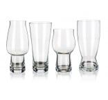 P366.136 - LEONA CRAFT BEER 4-dielna sada pivných pohárov