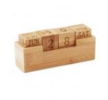P410.390 - Bambusový kalendár