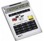 P412.272 - 12-miestna kalkulačka s vlastným dizajnom