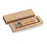 P414.047 - Guľôčkové pero (čierna náplň) a mechanická ceruzka