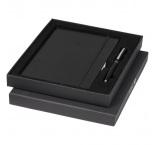 P500.817 - Guľôčkového pero (čierna náplň) a zápisník A5