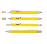 P570.162 - Multifunkčné guľôčkové pero (čierna náplň)
