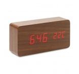 P730.255 - LED hodiny s teplomerom