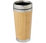 P810.594 - Pohár s bambusovým povrchom (450 ml)