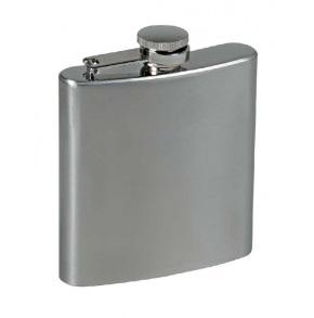 Náprsná fľaša (150 ml), Silver
