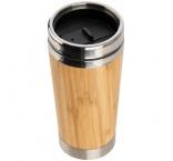 P813.620 - Bambusový termohrnček (400 ml)