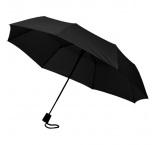 P930.144 - Automatický skladací 3-dielny dáždnik, priemer 95 cm