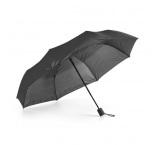 P930.213 - Automatický 2-dielny skladací dáždnik, priemer 98 cm