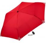 P930.220 - Manuálny skladací dáždnik s reflexným lemovaním, priemer 98 cm