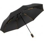 P930.290 - Automatický skladací dáždnik s farebnou konštrukciou, priemer 94 cm