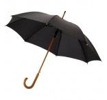 P934.077 - Automatický dáždnik s drevenou rúčkou, priemer 106 cm