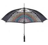 P934.280 - Automatický dáždnik s meniacou sa farbou, priemer 105 cm