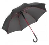 P934.593 - Automatický dáždnik s farebnou konštrukciou a rúčkou, priemer 112 cm