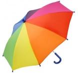 P934.663 - Manuálny detský dáždnik s bezpečným otváraním, priemer 73 cm