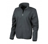 R131F0306 - Result•LADIES OSAKA COMBED PILE SOFT SHELL JACKET