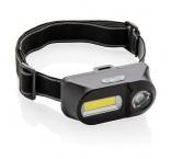 P518.041 - Čelovka s LED a COB svetlom