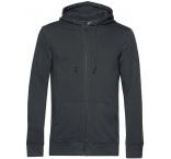 BO802306 - O80•B&C Organic Zipped Hood