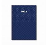 D03-22 - Praktik denný diár 2022 - MODRÝ