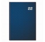D13-22 - Denný diár A5 2022 - PRINT Blue