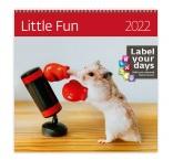 LP05 - Nástenný kalendár, Little Fun