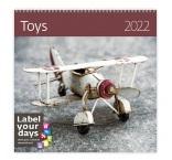 LP06 - Nástenný kalendár, Toys