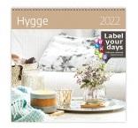 LP11 - Nástenný kalendár, Hygge