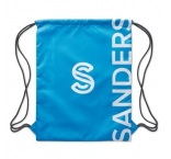 MB3022 - Drawstring bag in 230D 100% Twill Polyester. A durable bag for sport and other events. Min 250 pcs