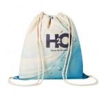 MB8301 - Cotton drawstring bag. Min 250 pcs