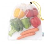 MB9102 - Mesh recycled-PET grocery bag. Min 250 pcs