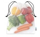 MB9202 - Mesh recycled-PET grocery bag. Min 250 pcs