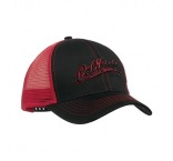 MH2202 - Polycotton front with mesh back (6 panel). Min 150 pcs
