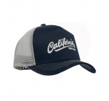 MH2203 - Polycotton front with mesh back (5 panel). Min 150 pcs