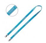 ML1015 - Flat polyester with 2 metal hooks. Min 100 pcs