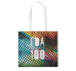 MO4970 - Full colour non woven corn PLA bag. Min 1.000 pcs